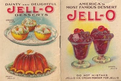Content Marketing from 1904 – The Jell-o Way